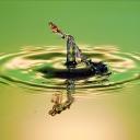Капка вода 20